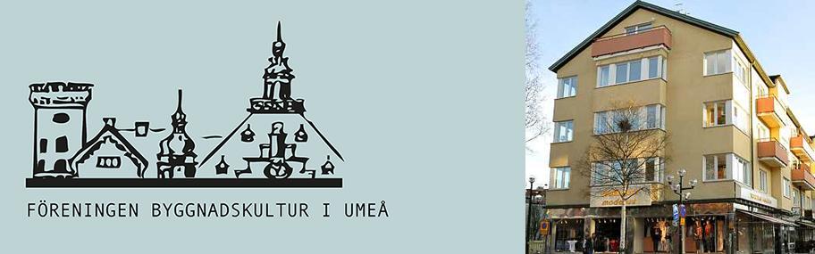 Föreningen Byggnadskultur i Umeå